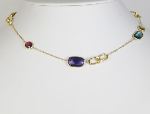"""Murano"" necklace by Marco Bicego"