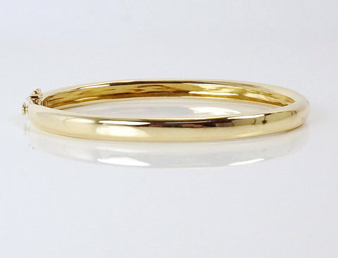 18K bangle by Cartier