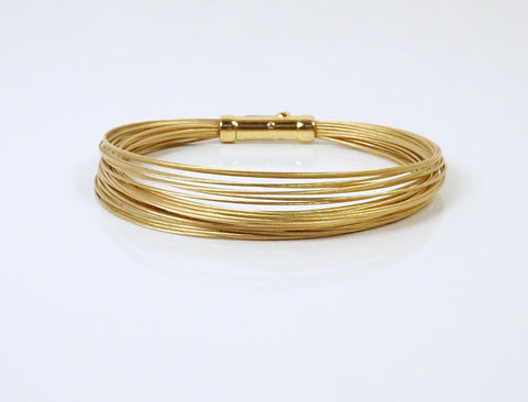 Multi-strand bracelet by Tiffany