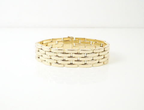Panthere bracelet by Cartier