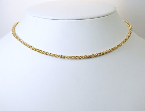 Italian-made Spiga chain