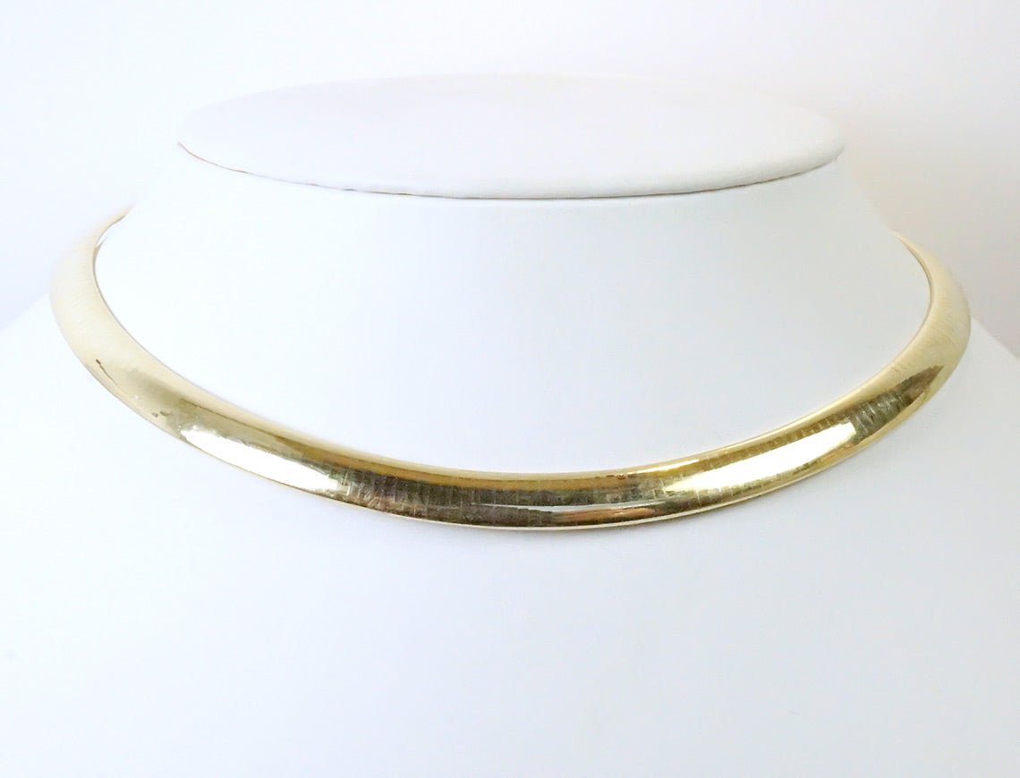 7.5mm omega necklace