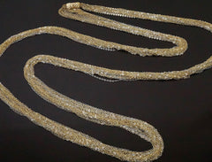 Multi-chain long necklace