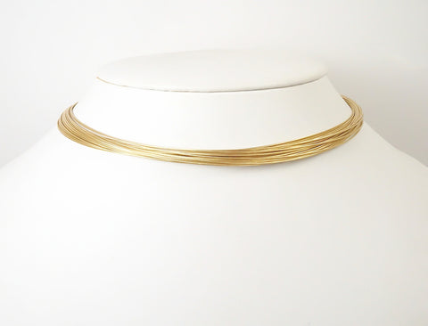 Multi-strand choker by Tiffany
