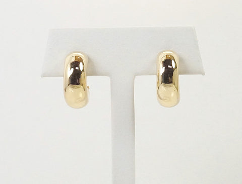 18K hoops by Chaumet