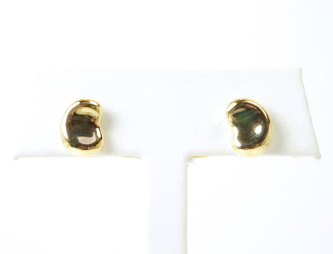 """Bean"" earrings by Peretti for Tiffany"
