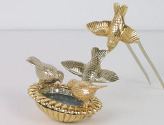 Gold Bird Jewelry