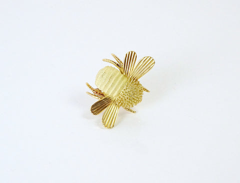 Bumblebee brooch by Gump's