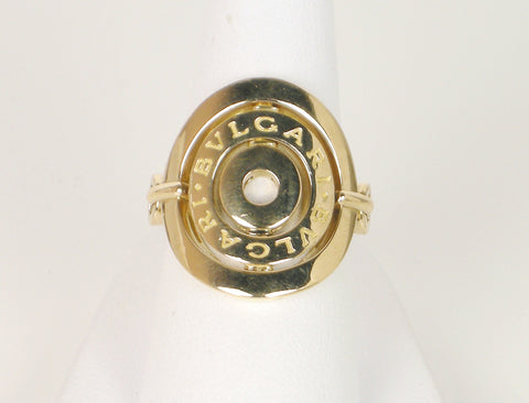 "Bulgari ""Cerchi"" ring"