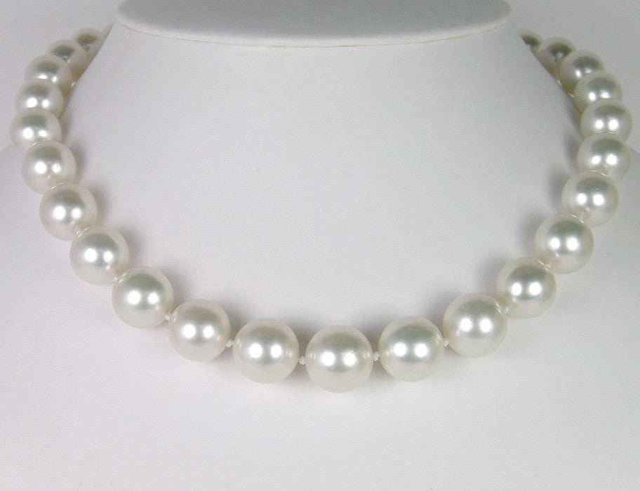 South Sea pearls from Gump's