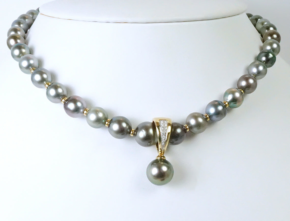 Tahitian pearl enhancer