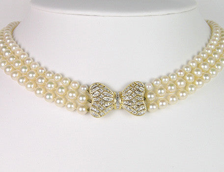 Versatile diamonds and pearls