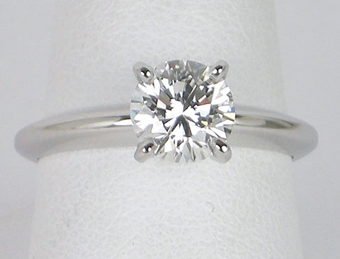 1.08 G SI1 diamond solitaire