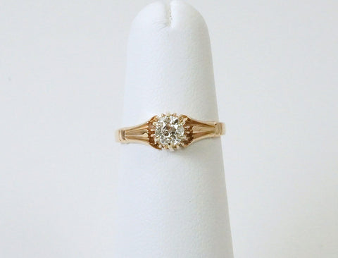 Vintage Victorian ring