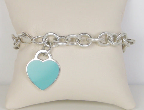 """Return to Tiffany"" bracelet"