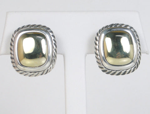 """Albion"" earrings by Yurman"