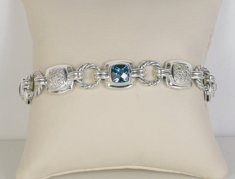 """Renaissance"" bracelet by David Yurman"