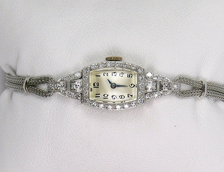 Vintage ladies' Hamilton watch