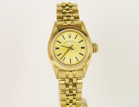 Ladies' Rolex Oyster Perpetual