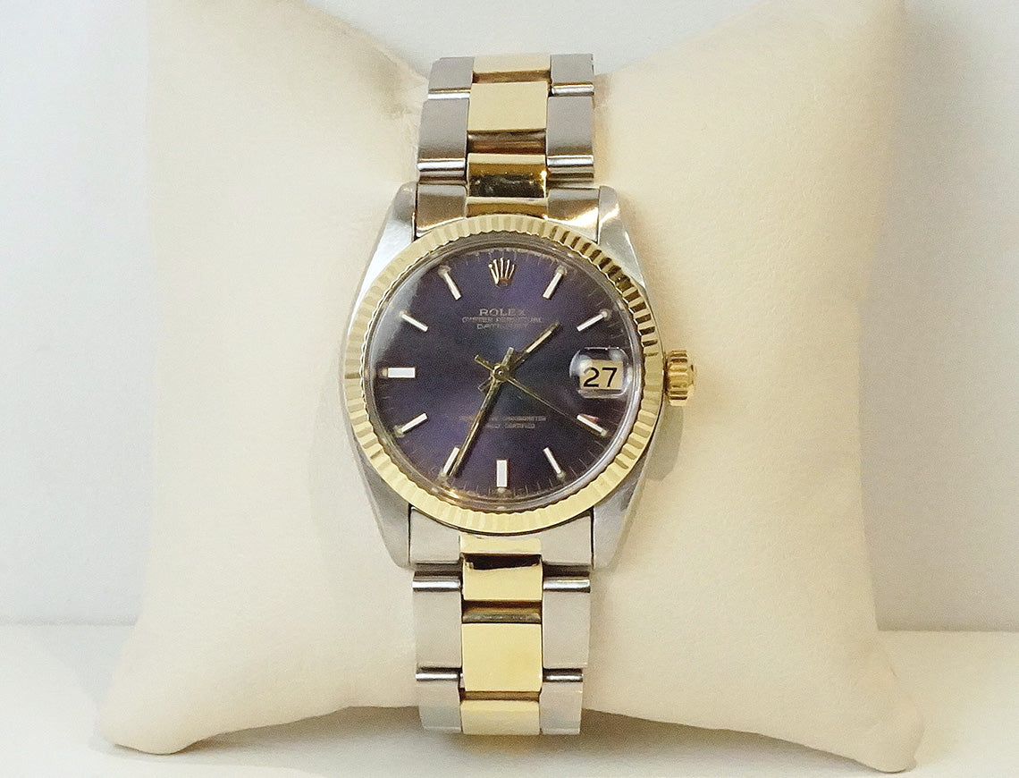 31mm Rolex Datejust