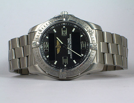 Breitling Aerospace Chronometer