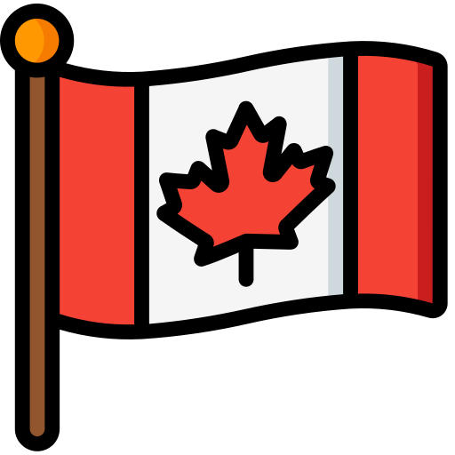 Canada Flag Icon by SmashIcon