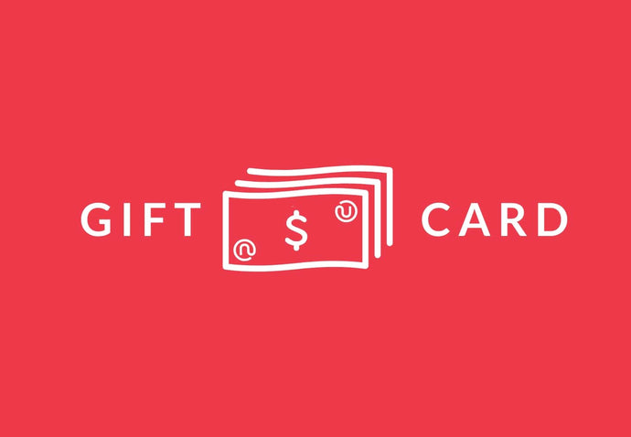 Unbelts Gift Card - from $20 Unbelts