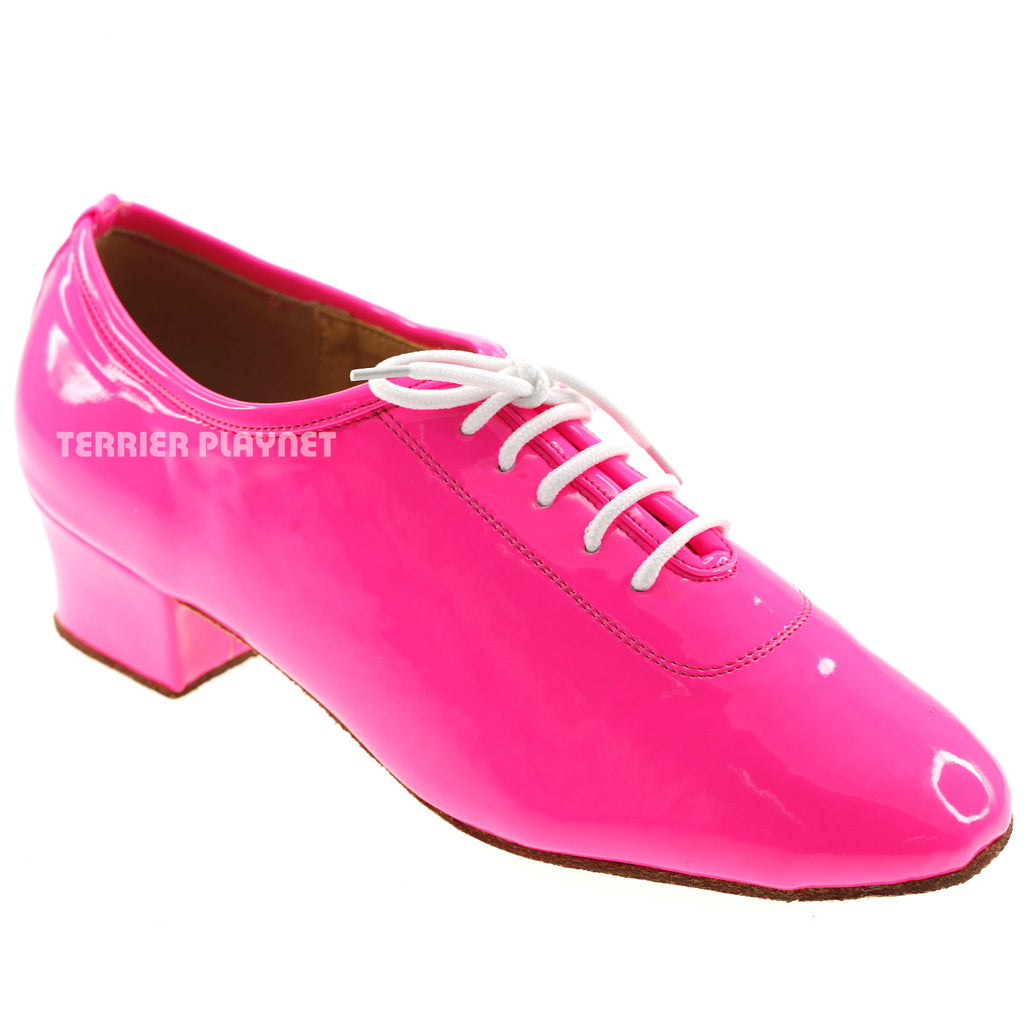 Pink Women Women Dance Shoes D1008