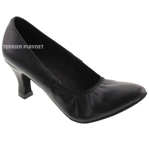 Black Women Dance Shoes D125