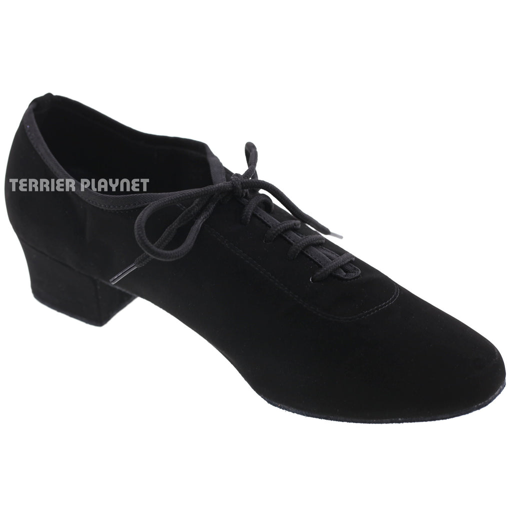 Black Women Dance Shoes D174 - Terrier Playnet Shop