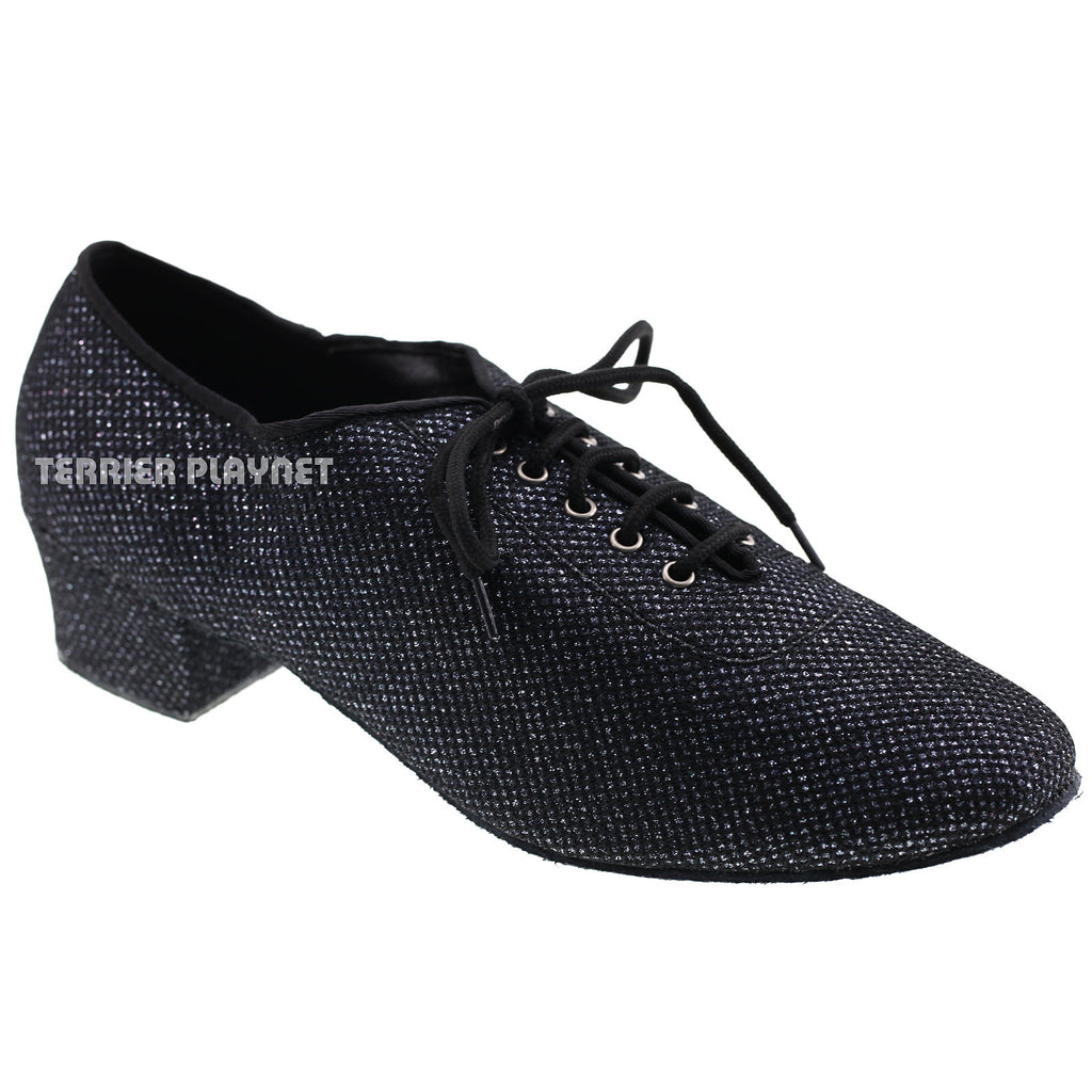 Black Women Dance Shoes D48 - Terrier Playnet Shop