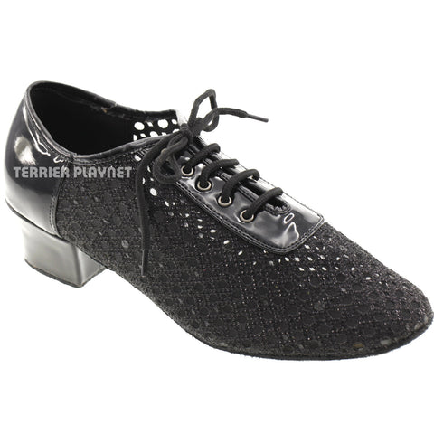Black Women Dance Shoes D585