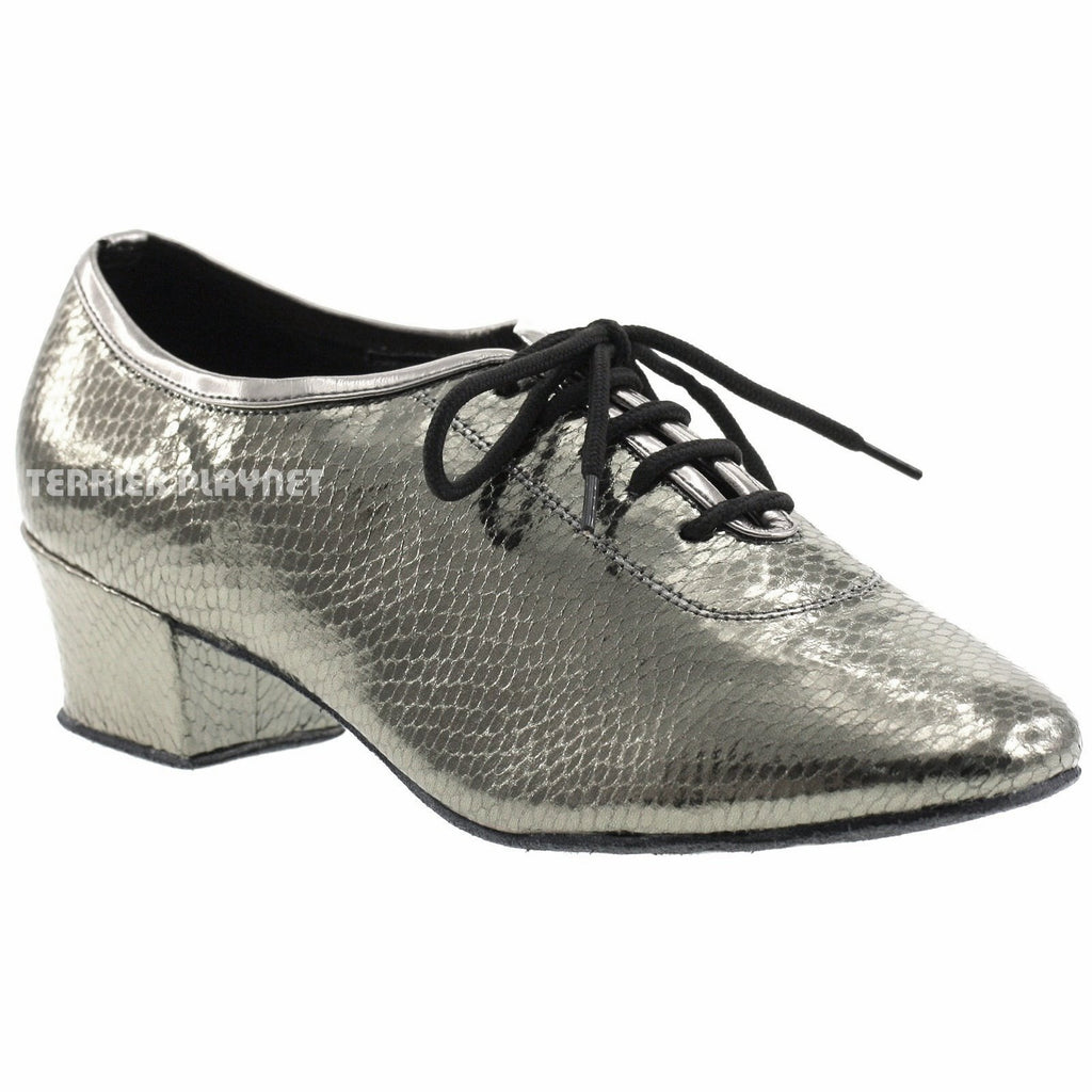 Gray Women Dance Shoes D623