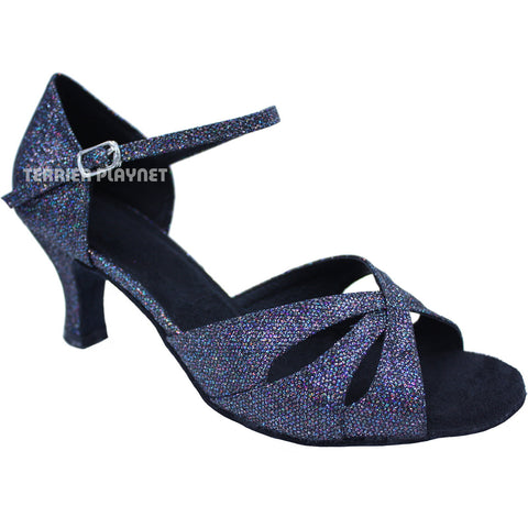 Black Women Dance Shoes D663