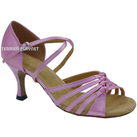 Light Pink Women Dance Shoes D730
