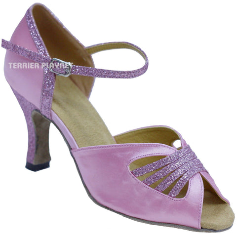 Light Pink Women Dance Shoes D732