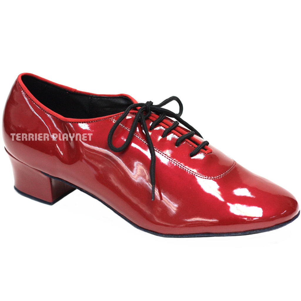 Red Women Dance Shoes D887