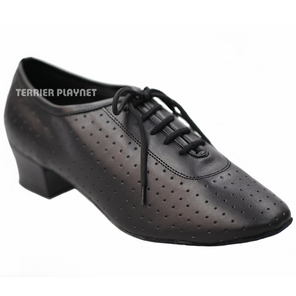 Black Women Dance Shoes D920 - Terrier Playnet Shop
