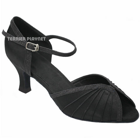 Black Women Dance Shoes D923