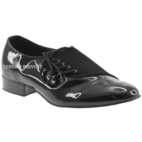 Black Men Dance Shoes M11