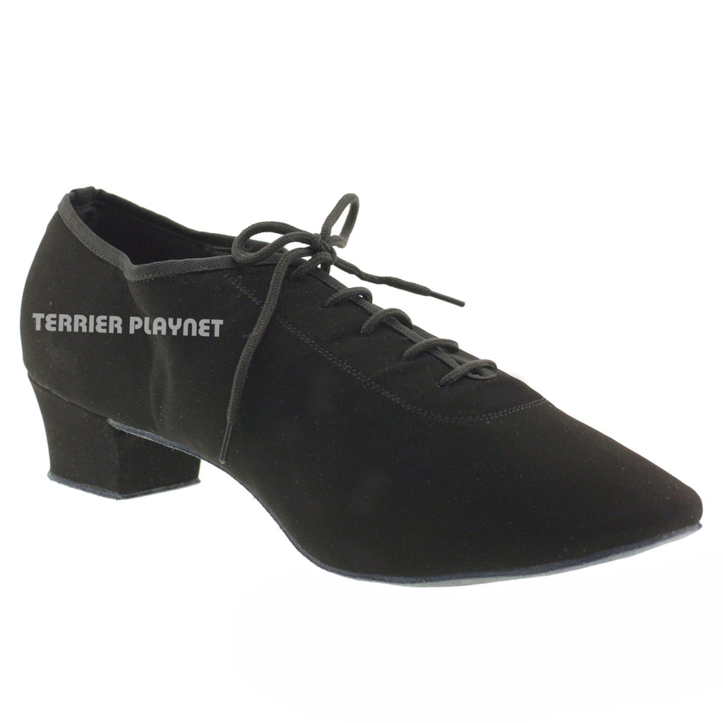 Black Men Dance Shoes M16 - Terrier Playnet Shop
