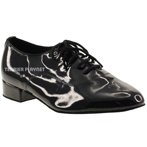 Black Men Dance Shoes M17