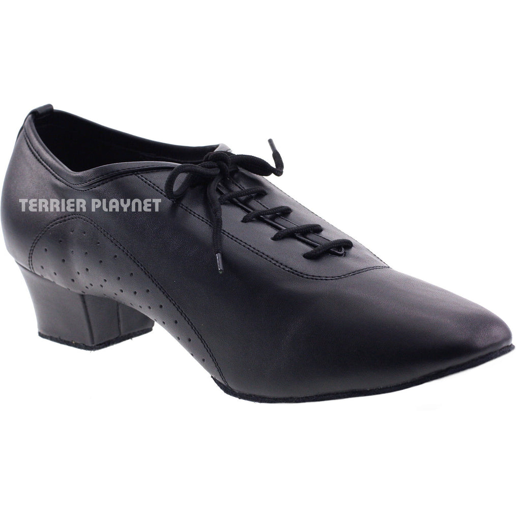 Black Men Dance Shoes M18 - Terrier Playnet Shop