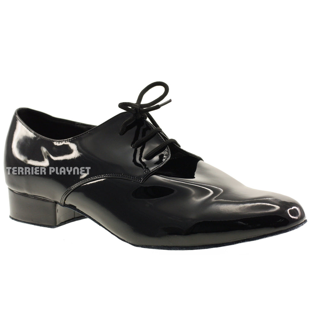 Black Men Dance Shoes M21 - Terrier Playnet Shop