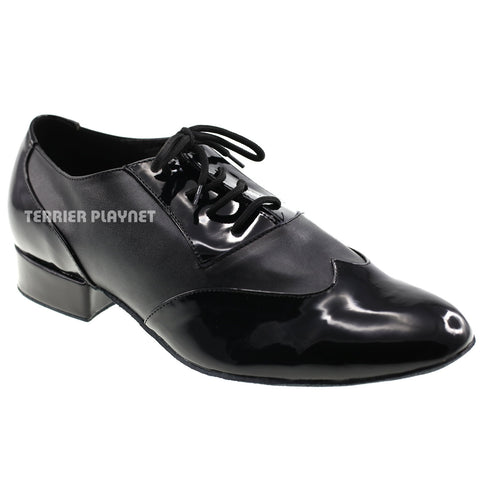 Black Men Dance Shoes M2