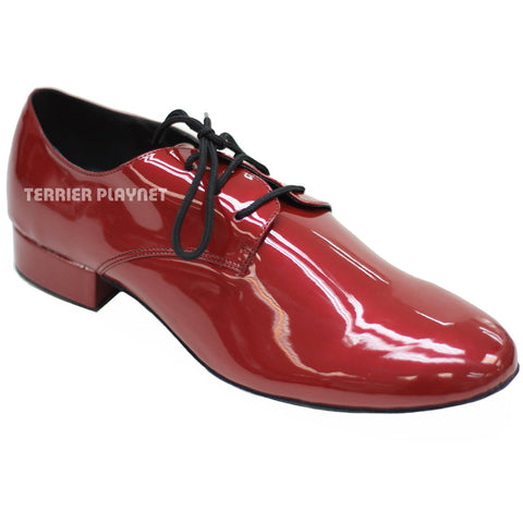 Red Men Dance Shoes M52