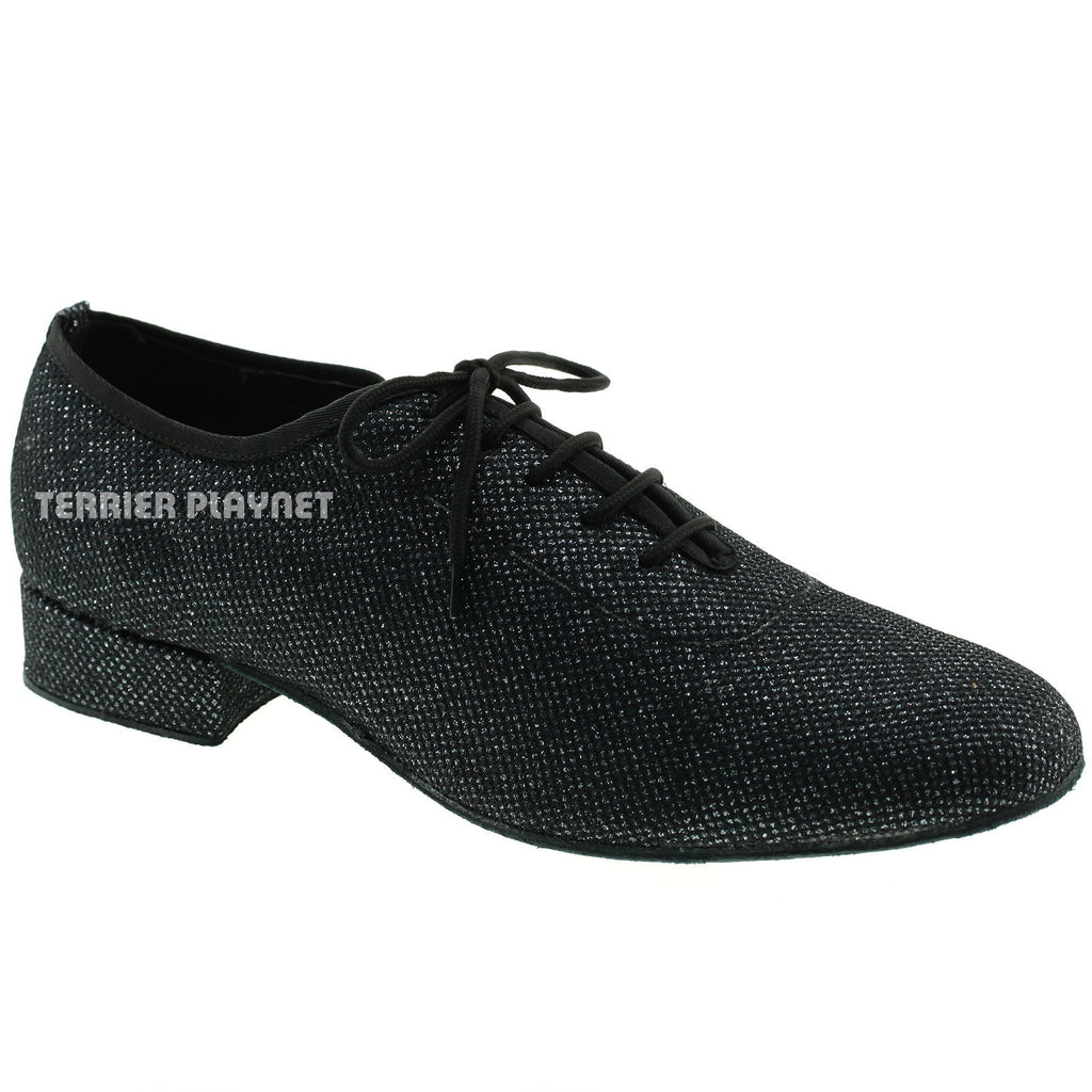 Black Men Dance Shoes M58 - Terrier Playnet Shop