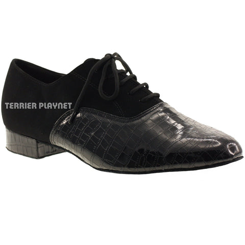 Black Men Dance Shoes M5