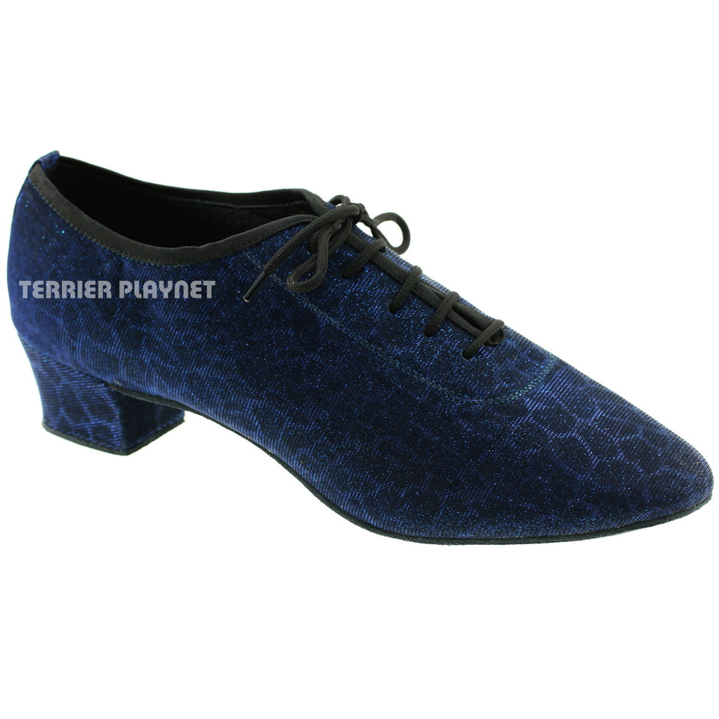 Blue Men Dance Shoes M61 - Terrier Playnet Shop