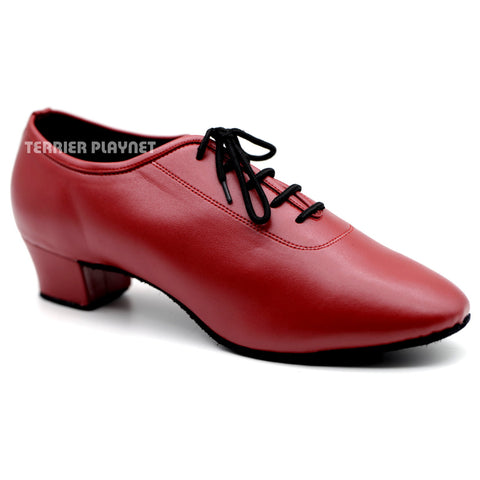 Red Men Dance Shoes M76